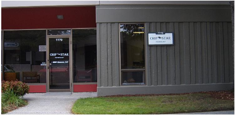 CST door sign